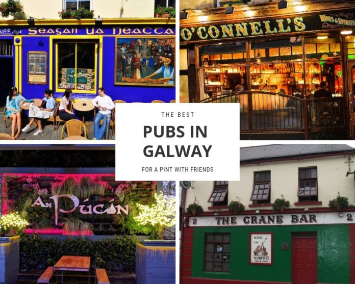 the best pubs in galway city ireland