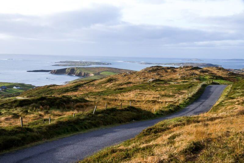 Sky road clifden things to do county galway