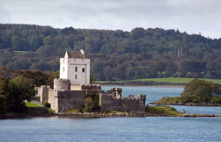 doe castle donegal