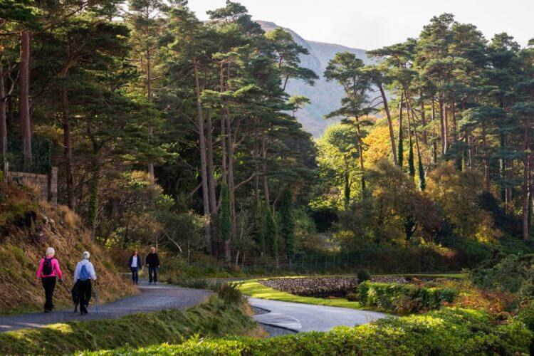 glenveagh national park donegal