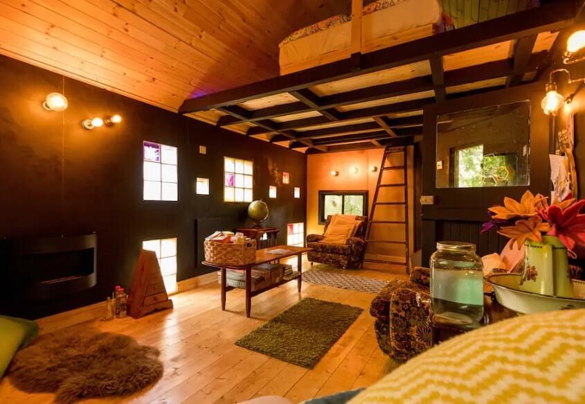 treehouse to rent kilkenny town
