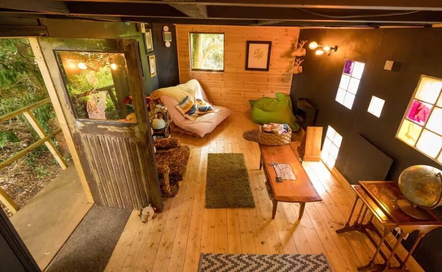 rent a treehouse kilkenny