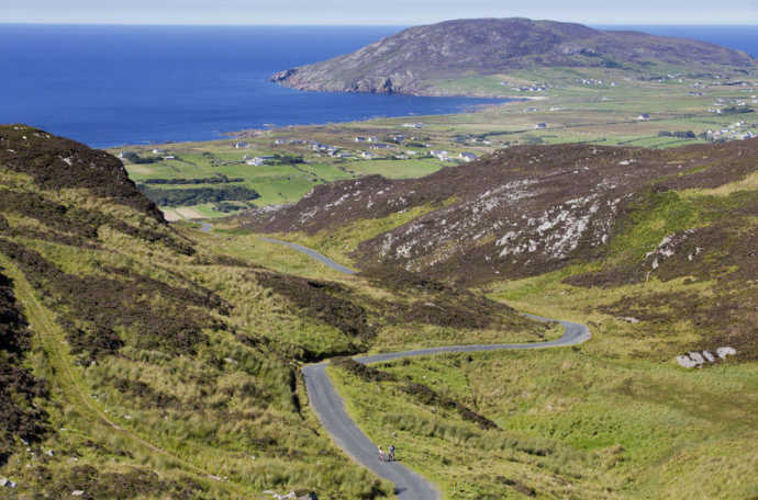 mamore gap in donegal