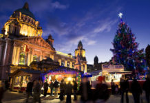Christmas markets in Ireland in 2018