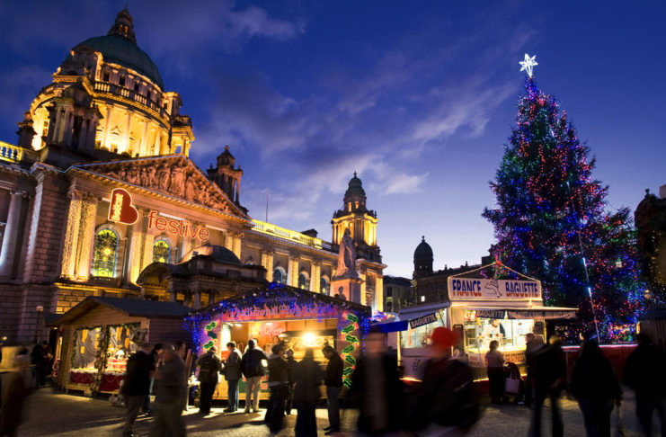 Christmas markets in Ireland in 2018