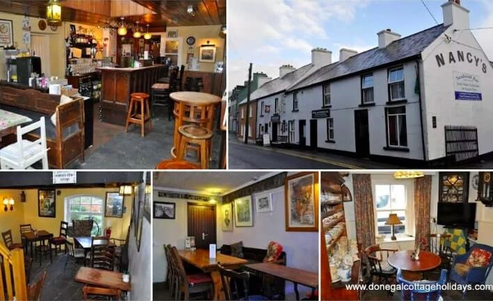nancys bar ardara donegal