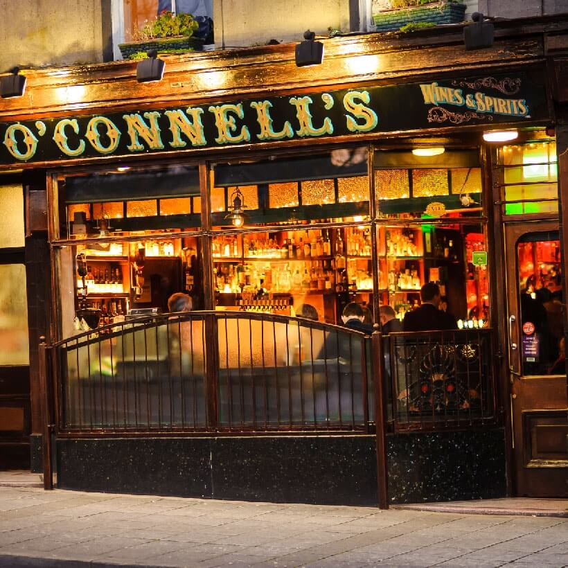o'connell's bar galway