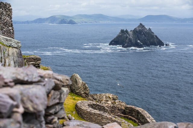 skelligs from afar