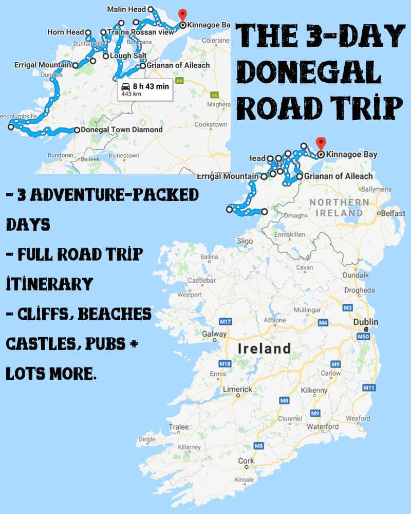 the best things to do in donegal