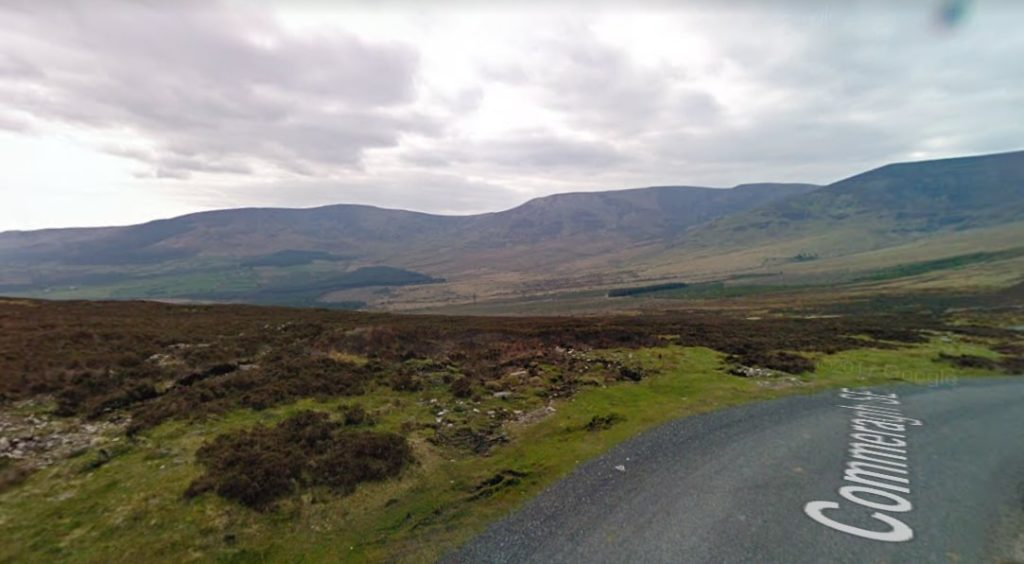 the comeragh drive in waterford