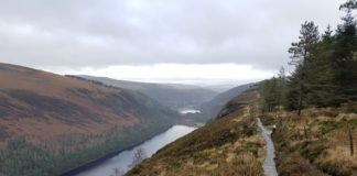 the spin loop in glendalough