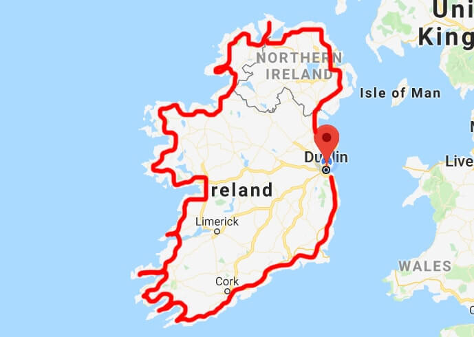 irish road trip guide