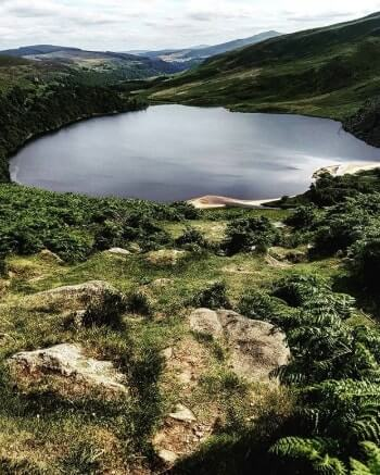 lough tay wicklow