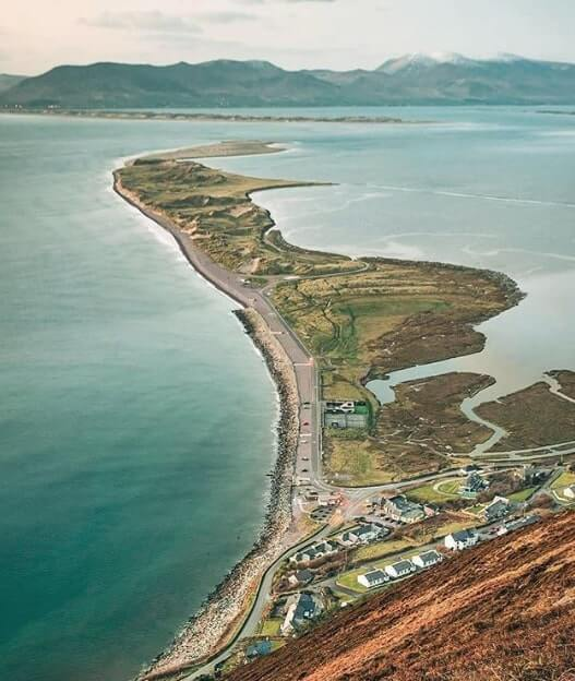 rossbeigh hill loop walks