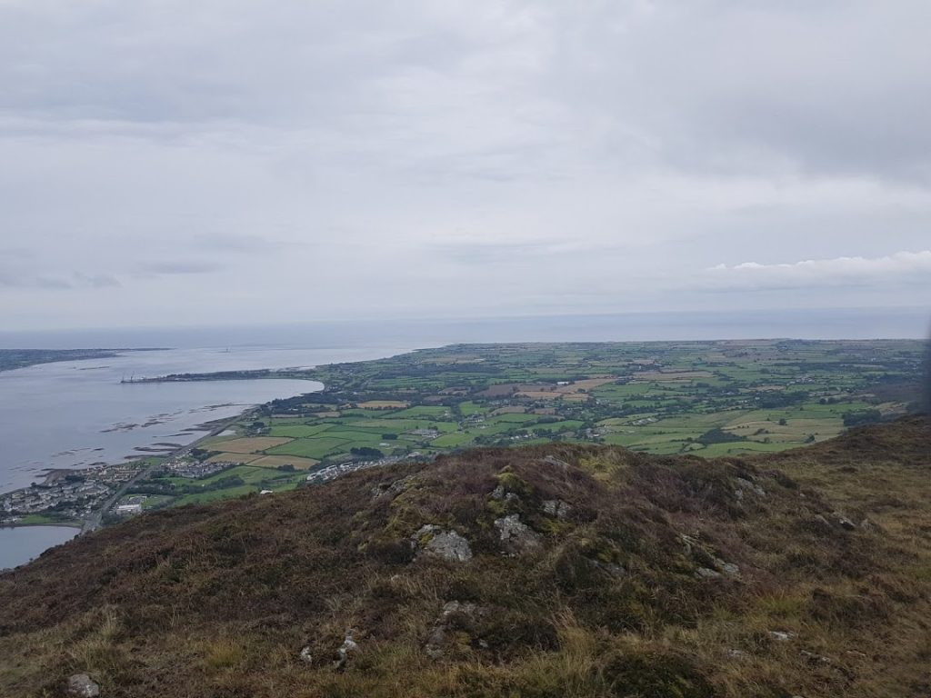 slieve foy hike carlingford