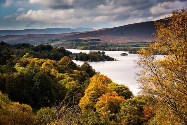 Glenveagh National Park walk