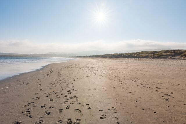 Killahoey Beach donegal