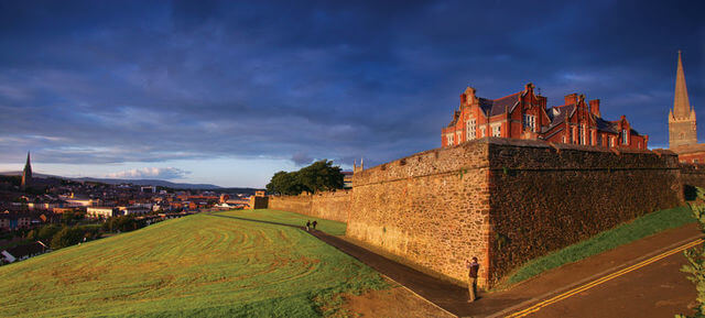 derry city walls