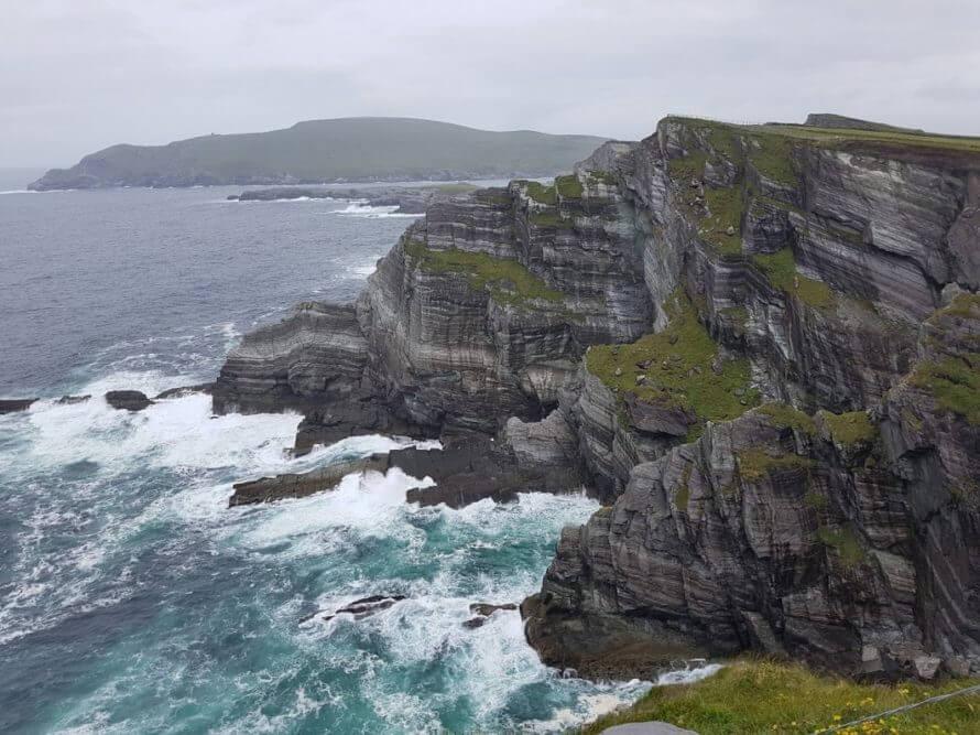 the kerry cliffs tour