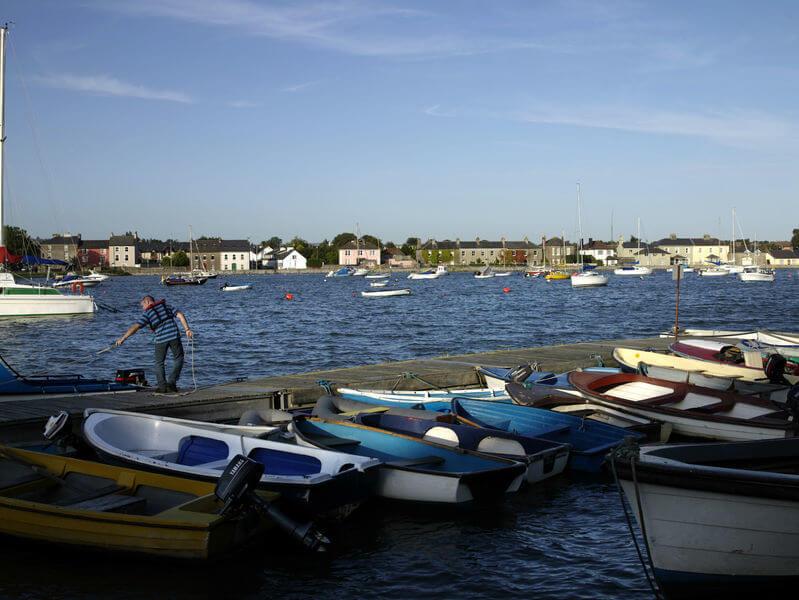 Dungarvan harbour wexford