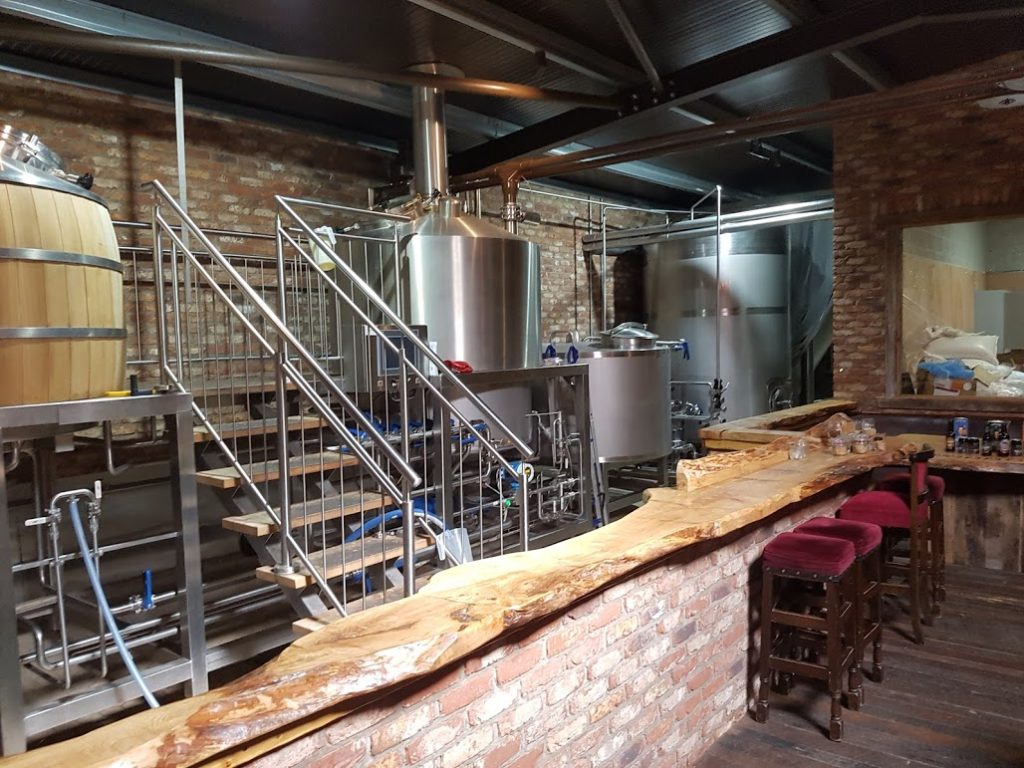 the wicklow brewery tour