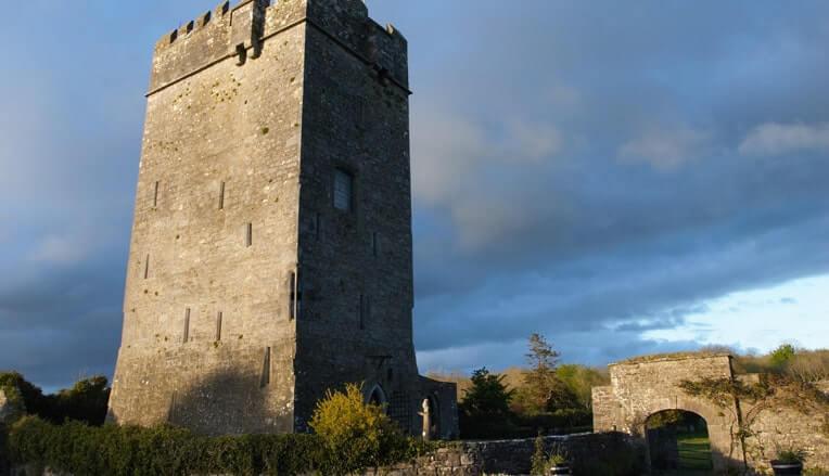 ballyshannon castle clare