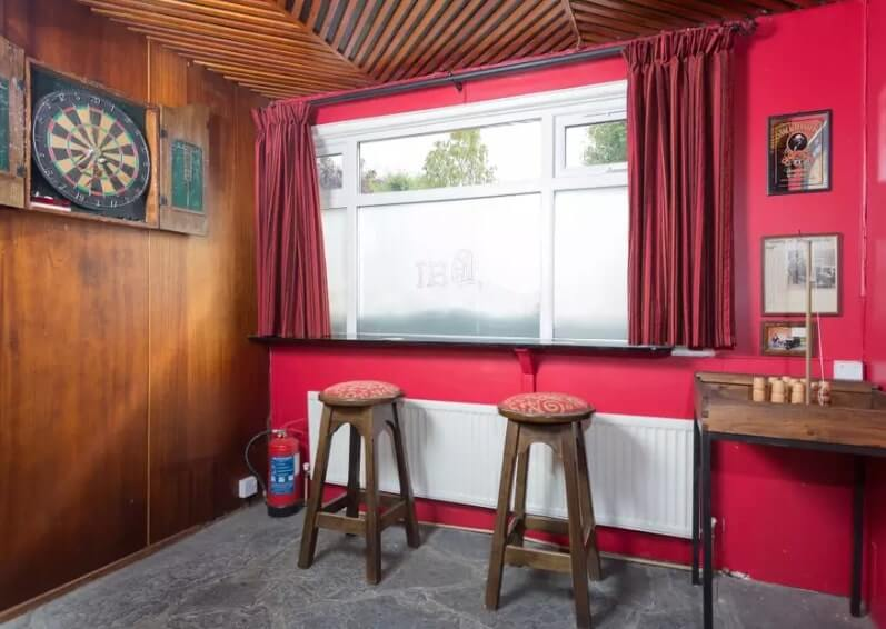 bar to rent ireland airbnb