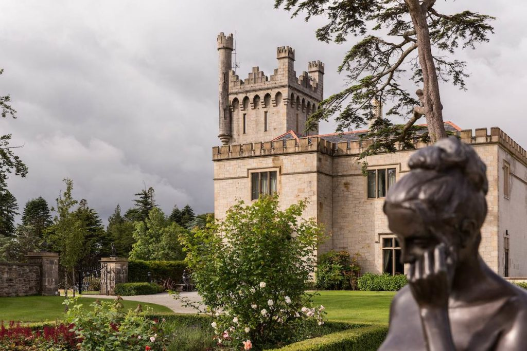 Lough Eske Castle County Donegal
