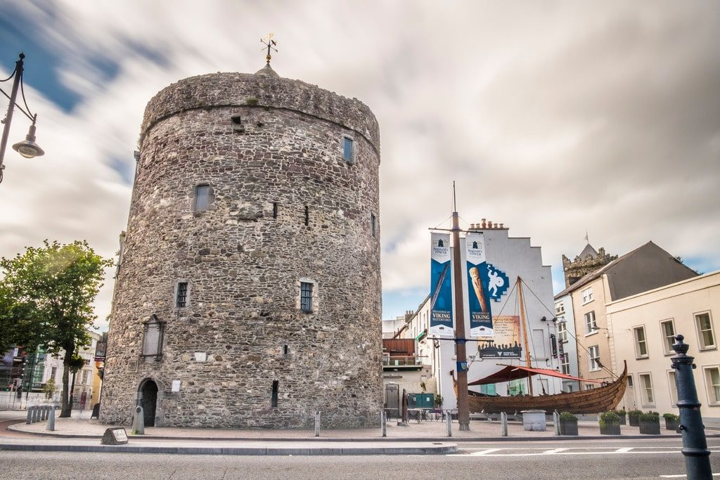 Reginald's Tower in Waterford City