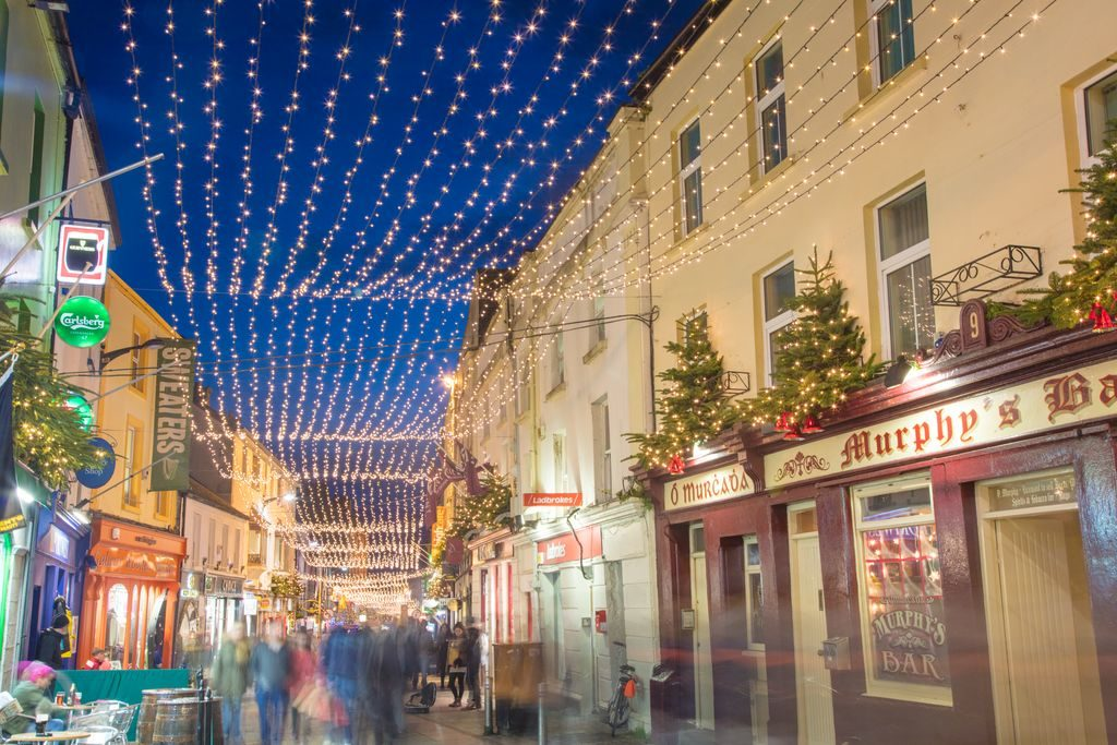 Galway Christmas markets 2018