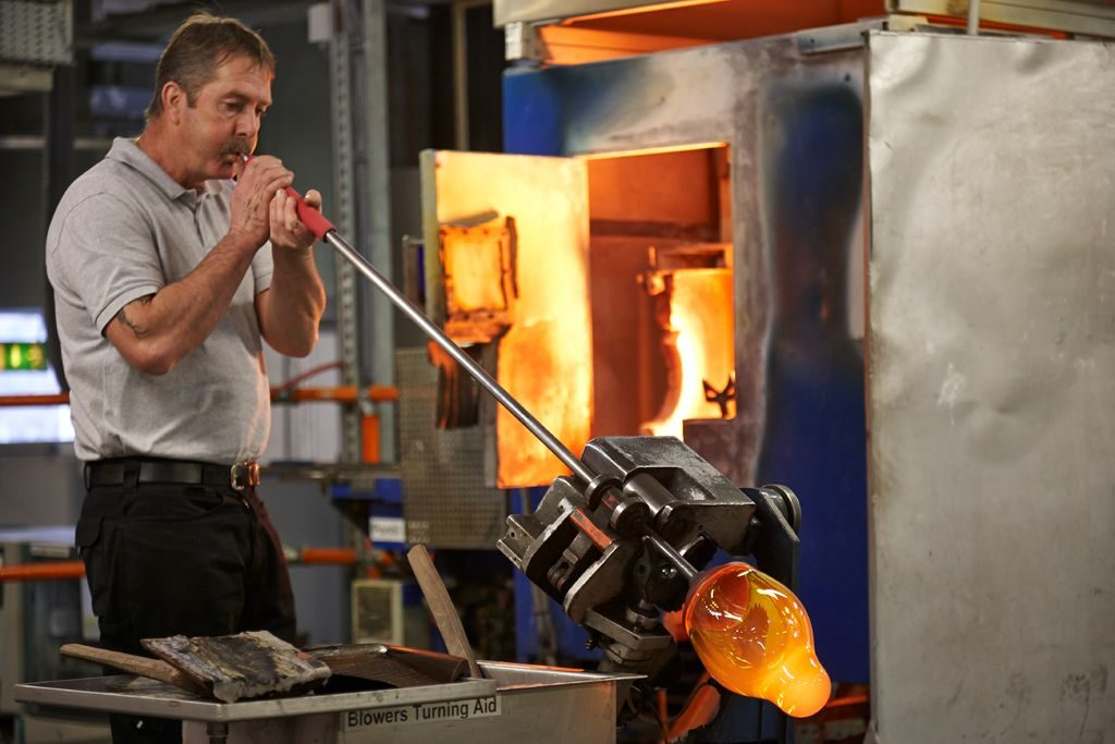 waterford crystal tour