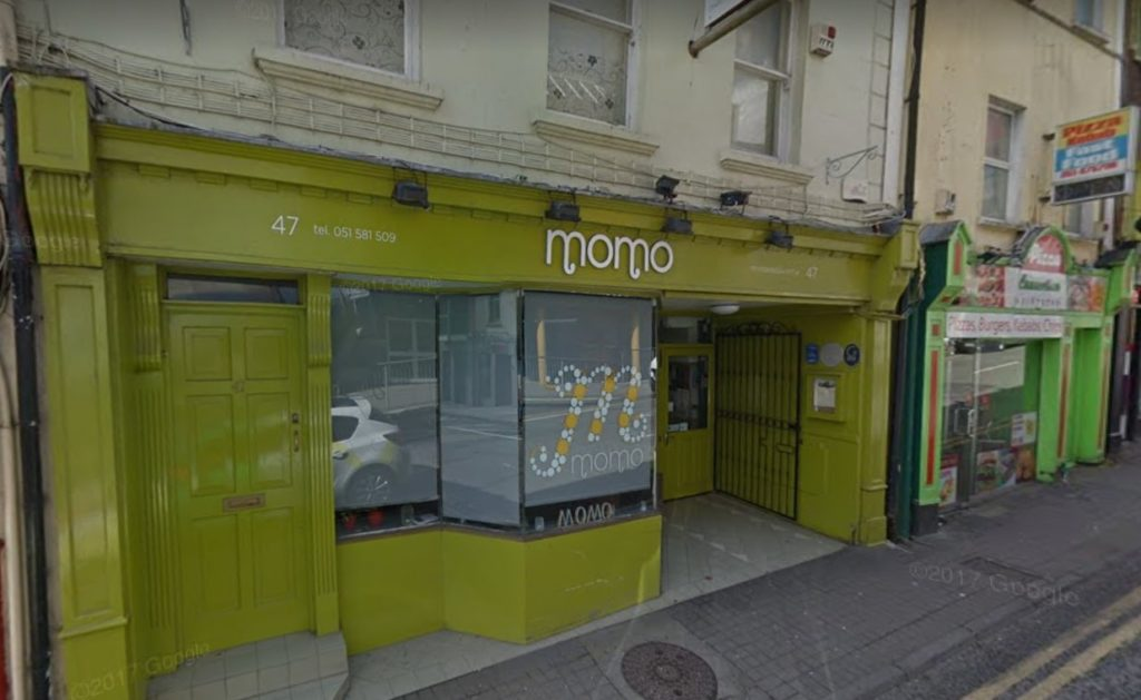 momos waterford places to eat