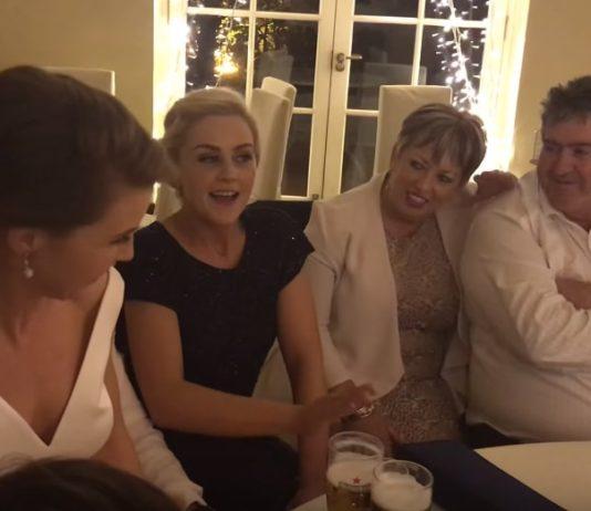 rattlin bog irish wedding