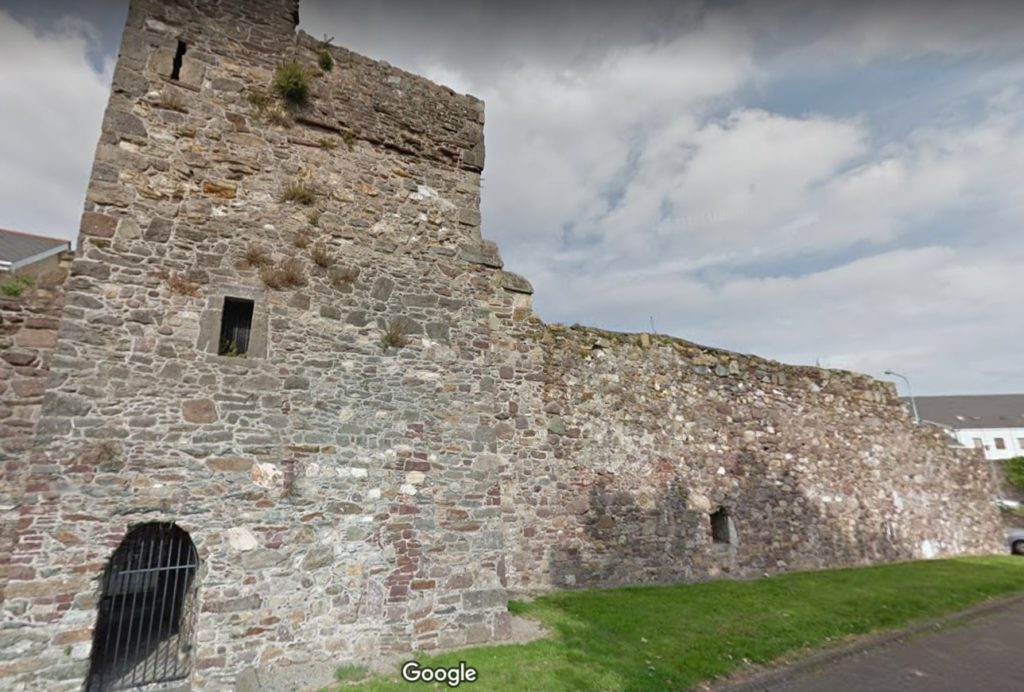 waterford city walls