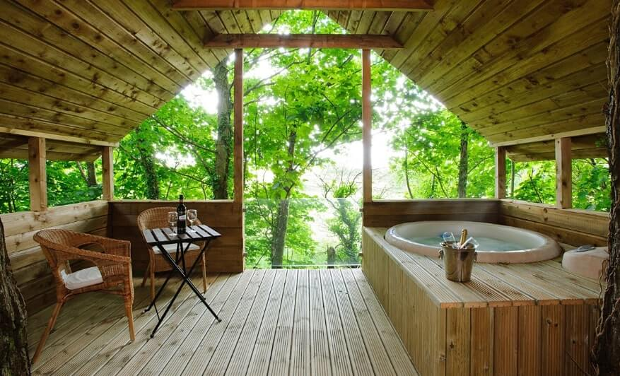west cork treehouse airbnb
