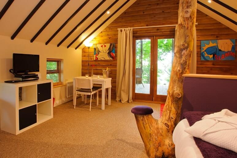 west cork treehouse to rent