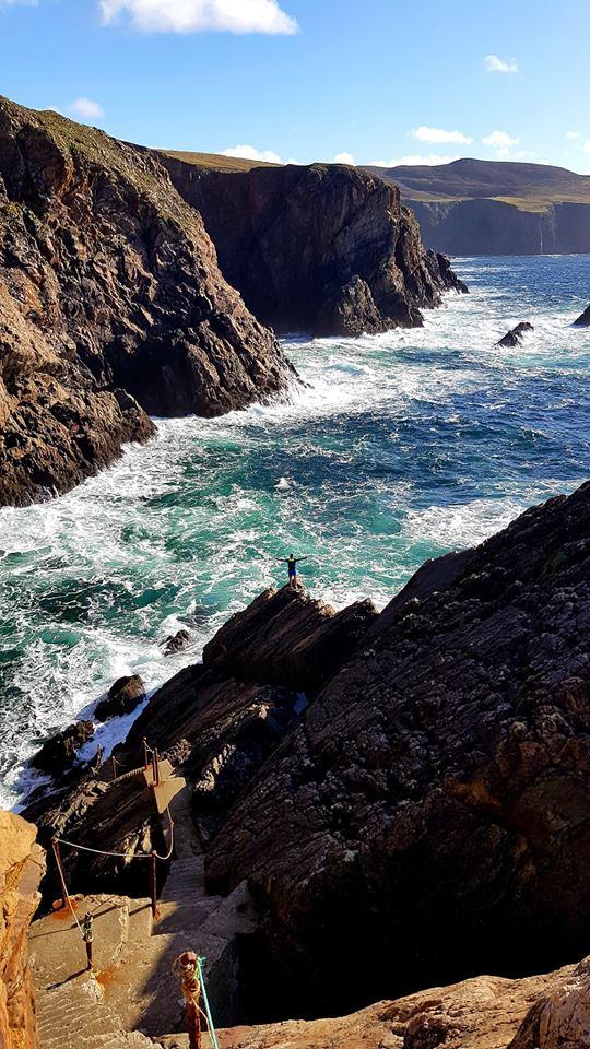 arranmore island donegal ireland
