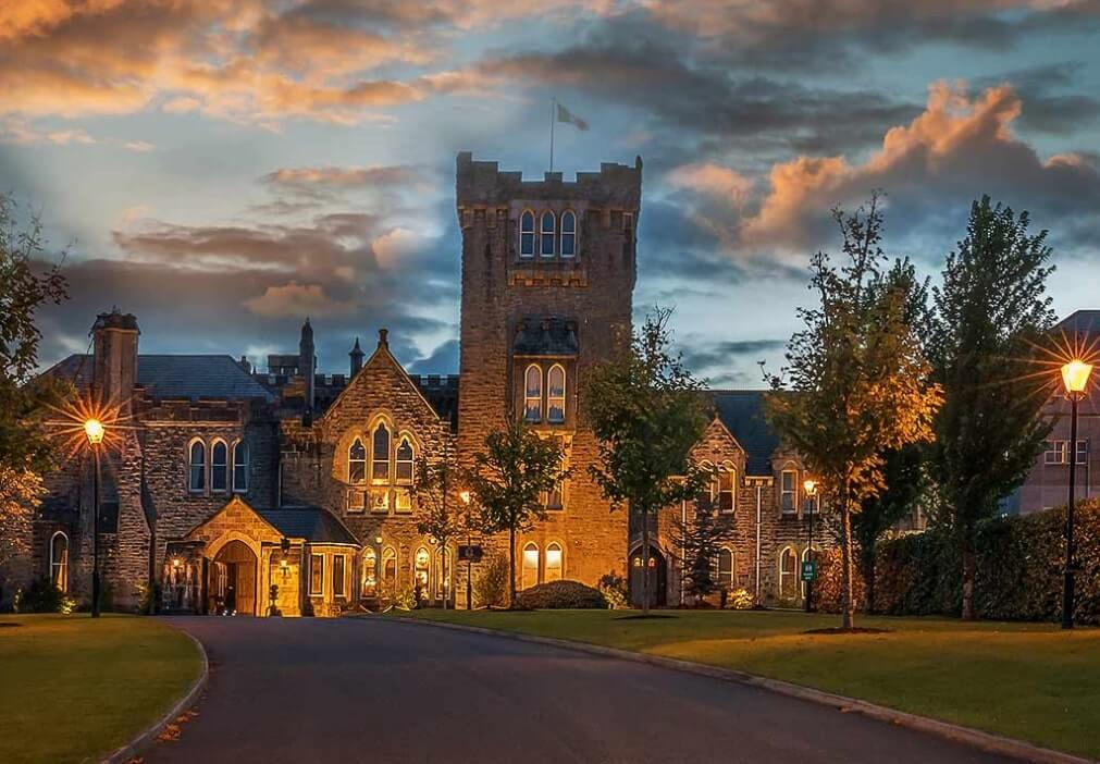 Kilronan Castle hotel