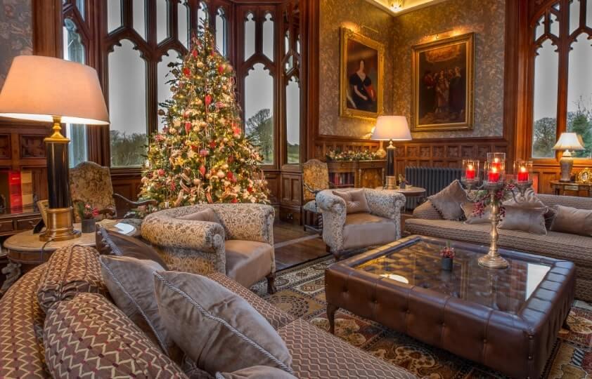 Markree Castle room