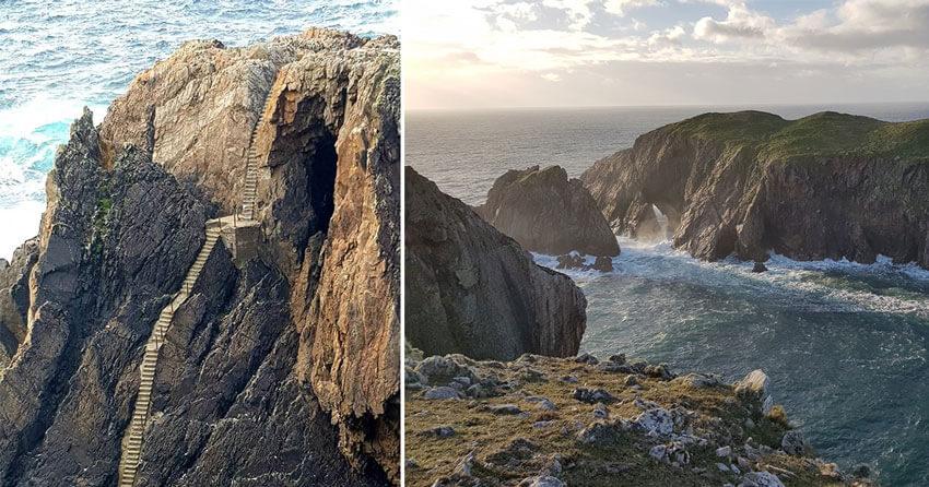Arranmore island ireland