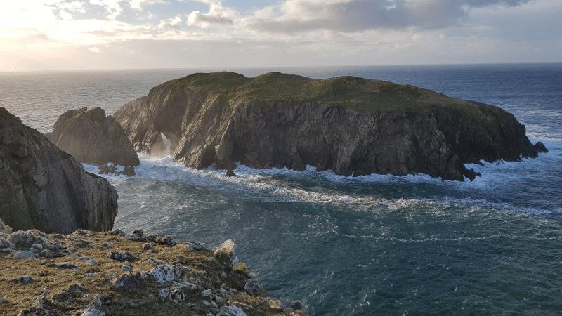 arranmore island views