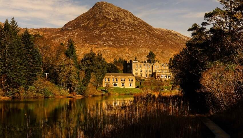 ballynahinch castle spend a night
