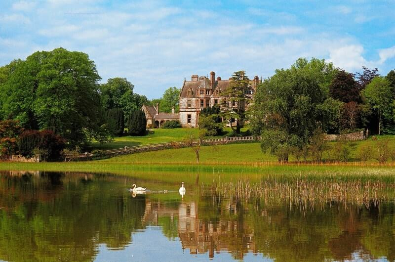 castle leslie hotel