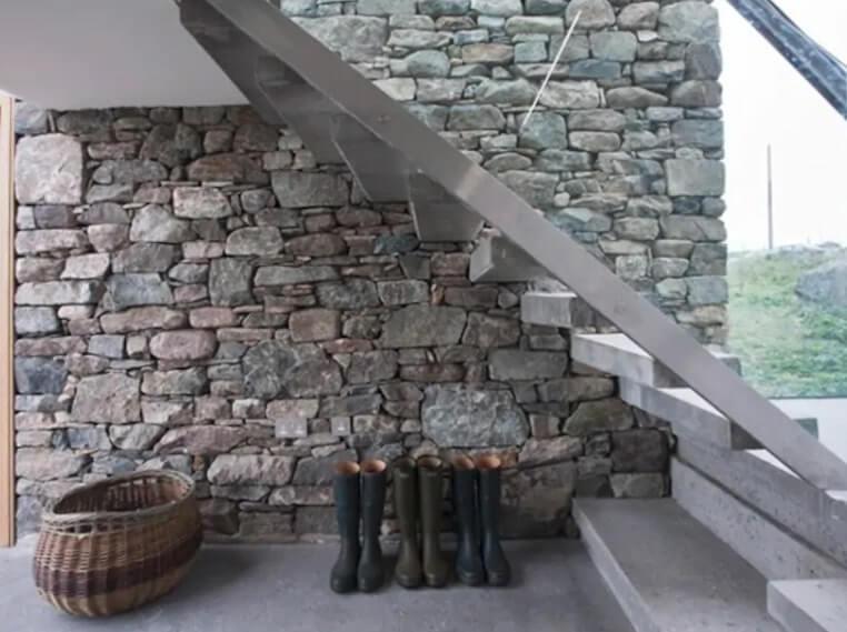 connemara cottage interior
