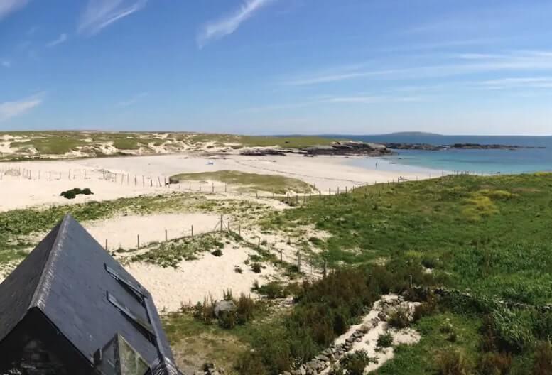 connemara cottage with beach