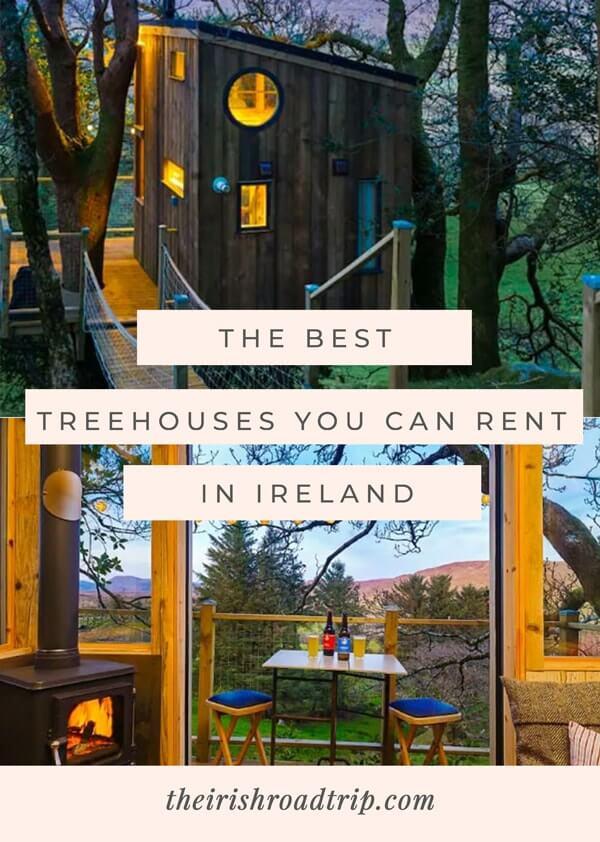 treehouse accommodation ireland
