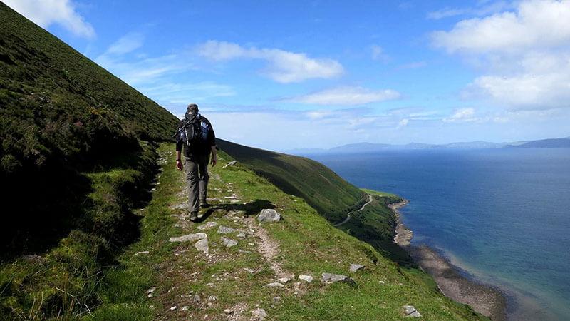 drung hill walk kerry