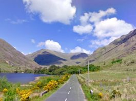 Leenane to Louisburgh drive 2