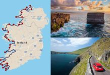 wild atlantic way itinerary ireland