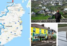 wild atlantic way itinerary blog